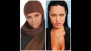 Николета Лозанова vs. Angelina Jolie