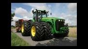 Най - Мощните Нови Модели Трактори