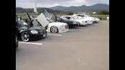 Всичките ми коли пред вилата