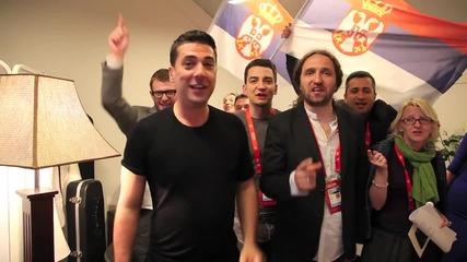 Vote for Željko Joksimović and Ad Hoc Orchestra