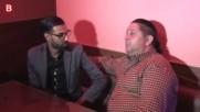 Борил Илиев с интервю на откриването на ресторант The Heart
