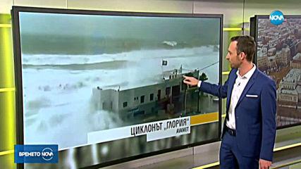 Прогноза за времето (21.01.2020 - сутрешна)