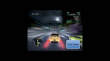 Need For Speed Carbon By:minecraft_40