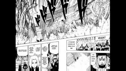 Naruto Manga 451 : Dealing with Sasuke [ R A W ]