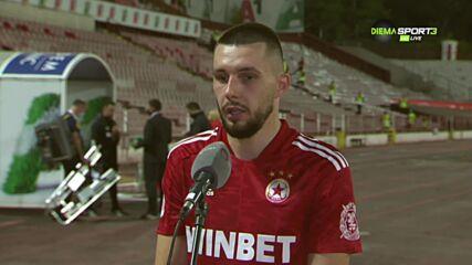 Иван Турицов: Доминирахме през цялото време, дано продължим в Латвия