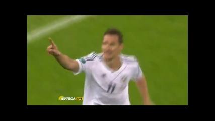 Германия 4-2 Гърция