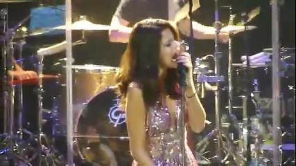 Hit the Lights- Selena Gomez Concert 7_24_11 O.c. Fair