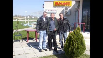 Отборът на професионалната гимназия по автотранспорт oт град Сливница