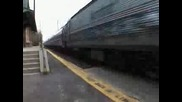 Влак Блъска Човек С 250 Km