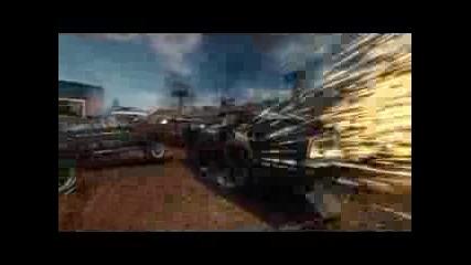 Flatout Ultimate Carnage Трейлър