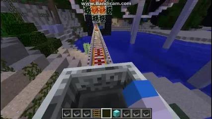 Minecraft - влакчето на оригон 1.1