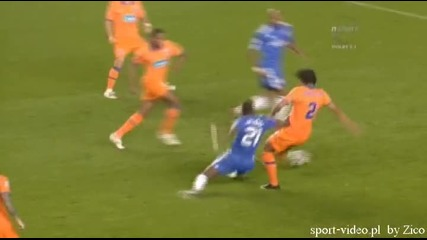 Chelsea 1 - 0 Porto * Anelka goal