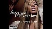 I love you Beyonce