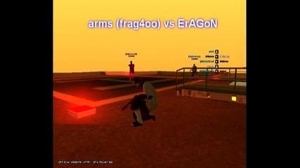 [bg]arms (frag4oo) vs [bg]eragon