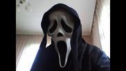 Убиецът от Scream говори на български