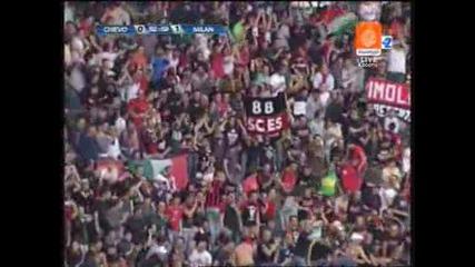 Киево 0 : 1 Милан Гол на Зеедорф