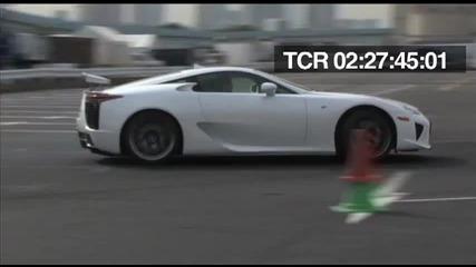 Lexus Lfa Drift!