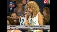 Журналистка унищожава Плевнелиев на пресконференцията на Герб - Избори 2011