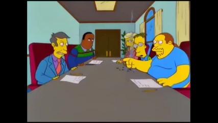 Избрани моменти от The Simpsons /част 2/