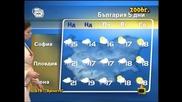 Смешните и забавни моменти от Бтв - Прогнозата за времето - Господари на Ефира 01.06.2010