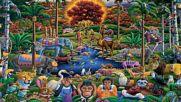 Поглед към животинския свят ... (puzzle Art)