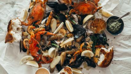 Задушени морски дарове | Гай Търланд | 24Kitchen Bulgaria