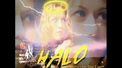Bethany Joy Lenz - Halo (The Black Dragon Clip)