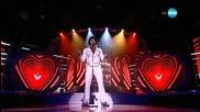 Иво Танев като Elvis Presley - Като две капки вода - 23.03.2015 г.