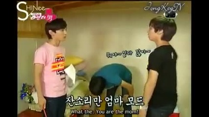 Jongkey moment # 36 - You are the Mom!!
