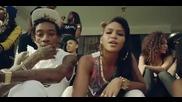 Cassie - Paradise ft. Wiz Khalifa (official Video) + Превод