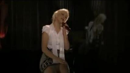 Кристина Агилера - Bound To You ~ (live) ~