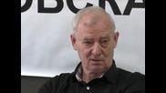 Владимир Кузюткин беше представен официално пред медиите