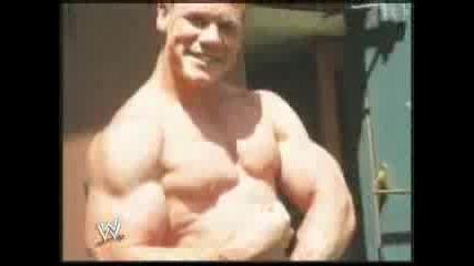 John Cena In The Gym