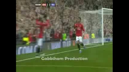 Manchester United 07/08