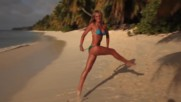 Anne V Goes Bare Takes You To Her Perfect Paradise Uncovered Sports Illustrated Swimsuit
