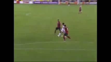 Това е най-красивия гол за 2011 година - Великолепното изпълнение на Неймар