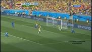 14.06.14 Колумбия - Гърция 3:0 *световно първенство Бразилия 2014 *