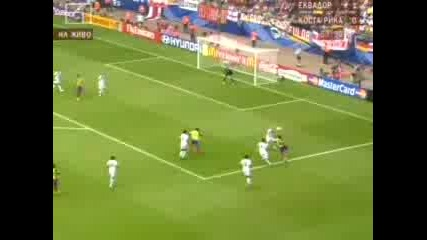 The Best Goals Of World Cup 2006