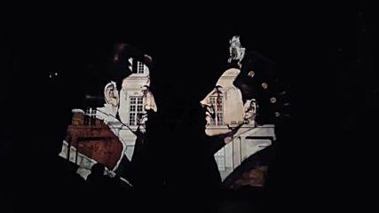 Светлинно шоу в замъка в Блоа, Франция