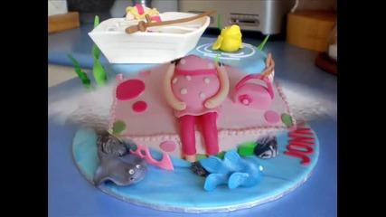 Празнична торта - детска песничка