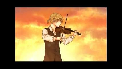 Len Kagamine - The Violinist of The Setting Sun