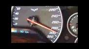Corvette Z06 0 - 300 Km H