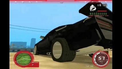 Gta Knight Rider (old & New) Intro