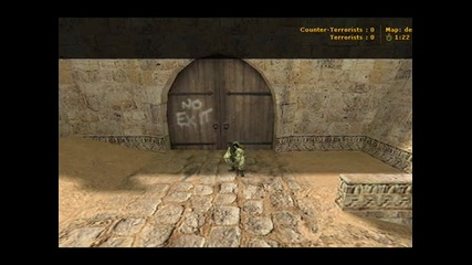 Counter-strike Only dust2 1.6