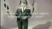 Chubby Checker - Lets Twist Again - 60syoutube - Chubby Checker - limbo rock