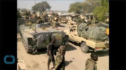 Nigeria Fires 'cowardly Soldiers'