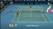 Australian Open 2008 : Федерер - Джокович
