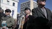 Elderly Greeks Hold Anti-Government Rallies