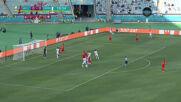 Уелс - Швейцария 0:0 /първо полувреме/