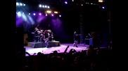U.d.o. - Head Over Heels - На живо във Велико Търново 25.08.2012